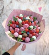 Букет «Валентинка»