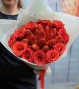 Букет «Праздник любви»