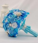 Брошь -букет невесты №2