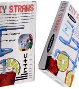 Конструктор для напитков «CRAZY STRAW»
