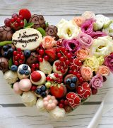 Букет «My heart»