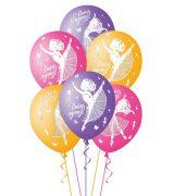 Шар «С днем рождения», балерина