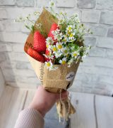 Букет «Деревенская романтика»