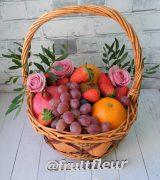 Корзина «Fruit life»